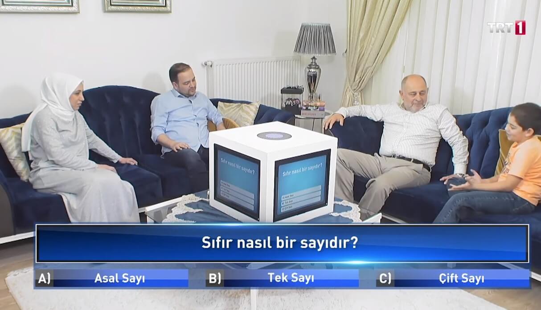 TRT Soru Küpü Bilgi Yarışması