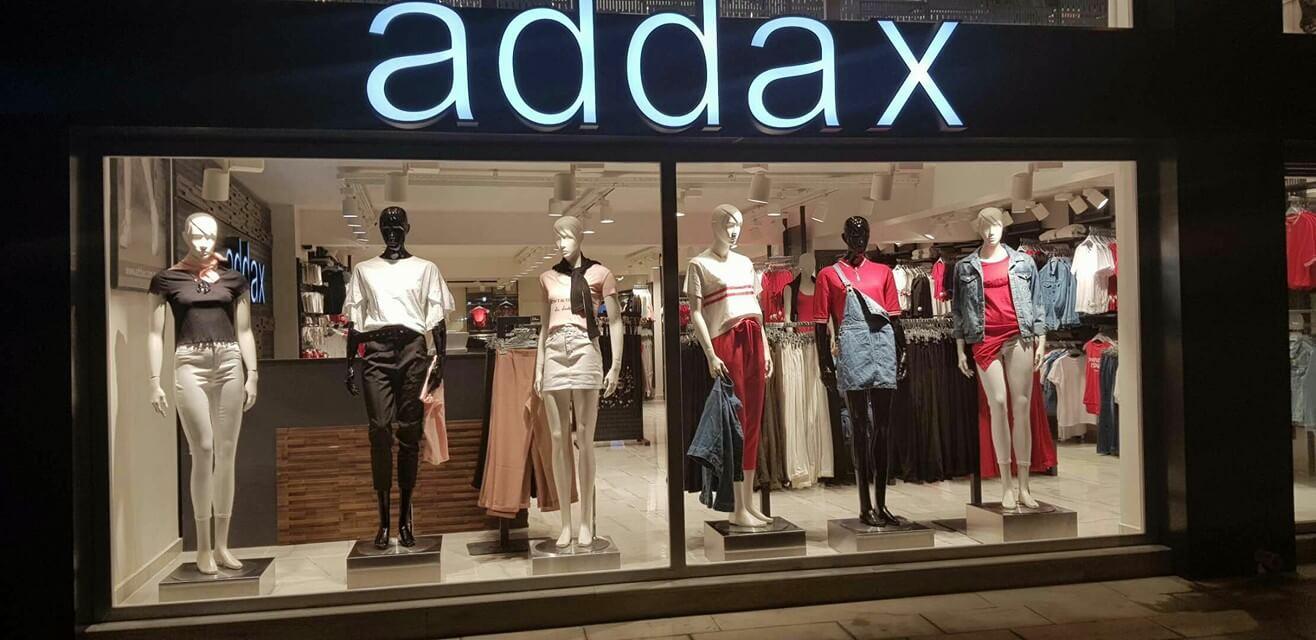 Addax Giyim bayilik