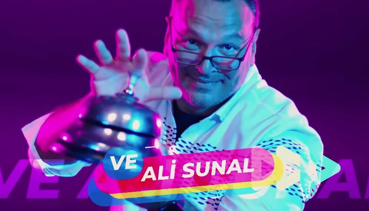 Ali Sunal Kimdir